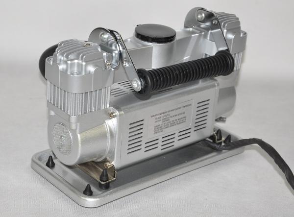 Image of Kompresor sprężarka samochodowy dwutłokowy titanium b