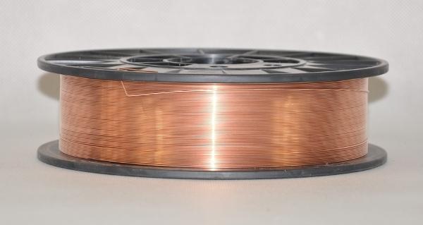 Image of Drut spawalniczy do spawarki migomatu 0.8mm 5kg