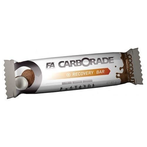 Image of Fitness authority baton carborade recovery bar - 40g