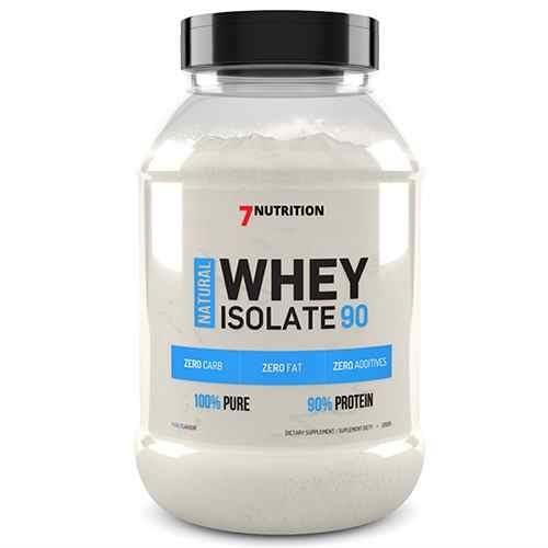 Image of 7 nutrition whey isolate 90 - 500g