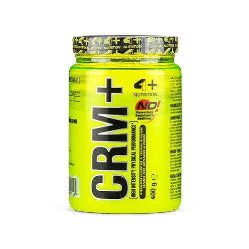 Image of 4+ nutrition creatine monohydrate crm+ - 400g