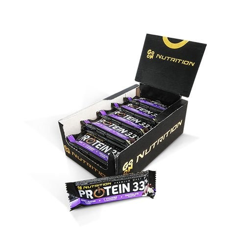 Image of Go on nutrition baton go on protein 33% - 25x 50g