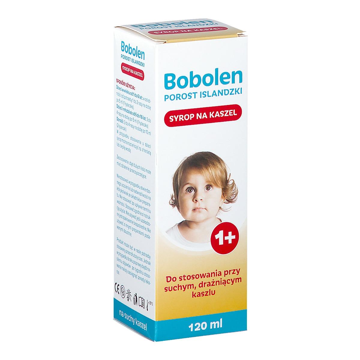 Image of Bobolen porost islandzki