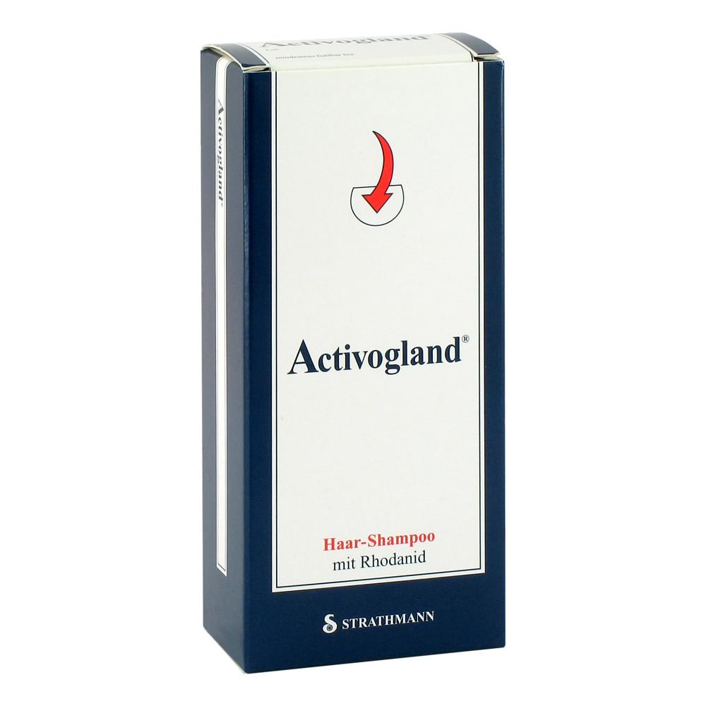 Image of Activogland szampon do włosów