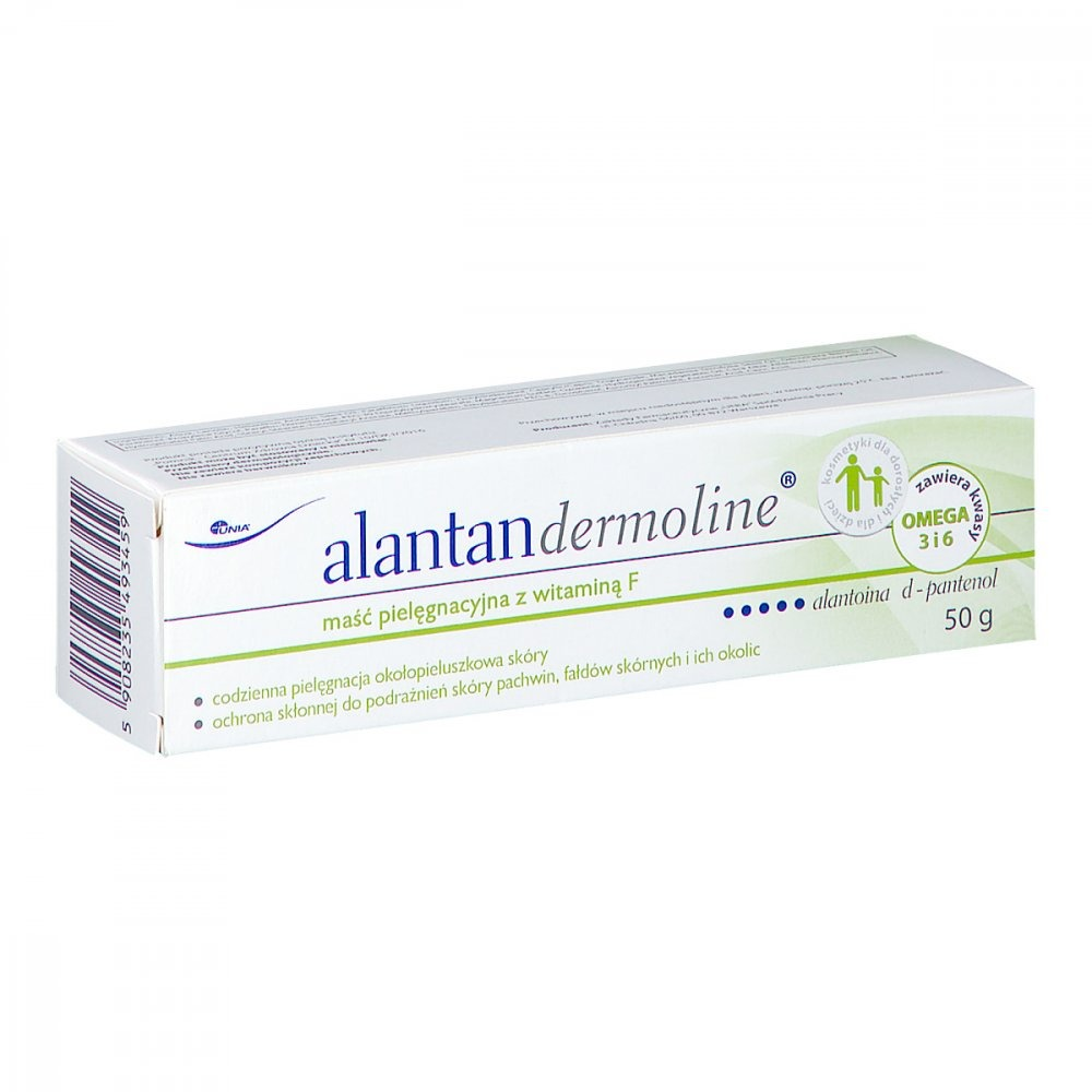 Image of Alantandermoline maść z witaminą f