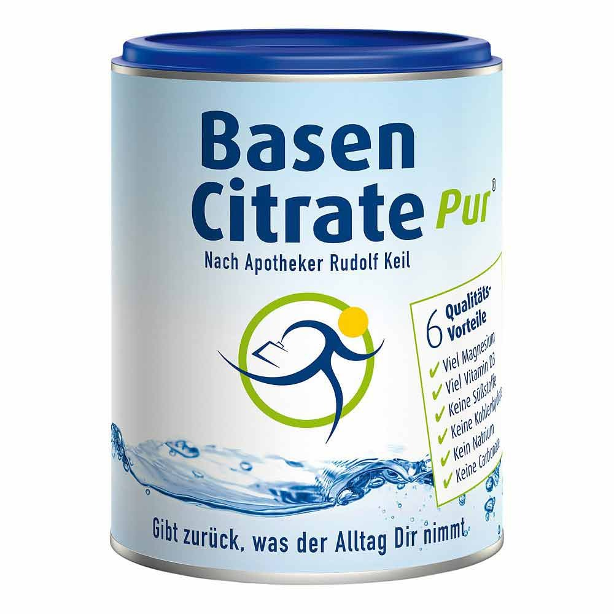 Image of Basen citrate pur proszek wspomagający odchudzanie