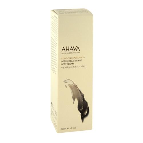 Image of Ahava dermud nourishing body cream