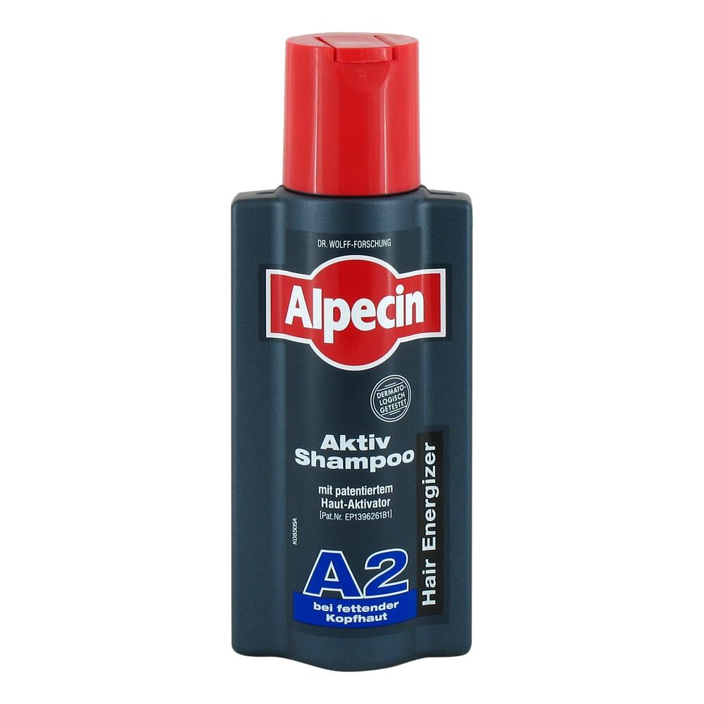Image of Alpecin aktiv aktywny szampon a2 - włosy tłuste