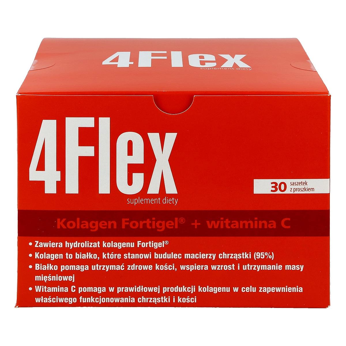 Image of 4 flex na stawy proszek