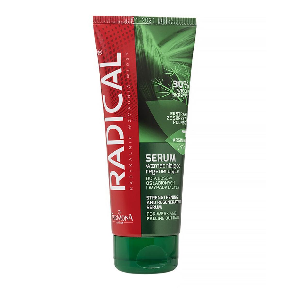 Image of Farmona radical serum wzmacniająco-regenerujące do włosów osłabi