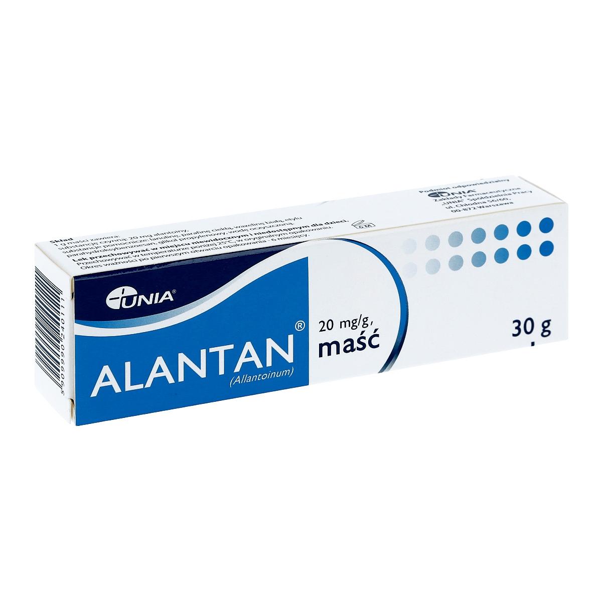 Image of Alantan maść (20mg/g)