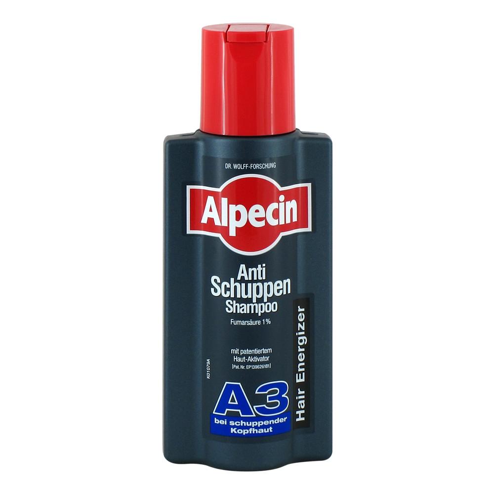 Image of Alpecin aktiv aktywny szampon a3 - przy łupieżu
