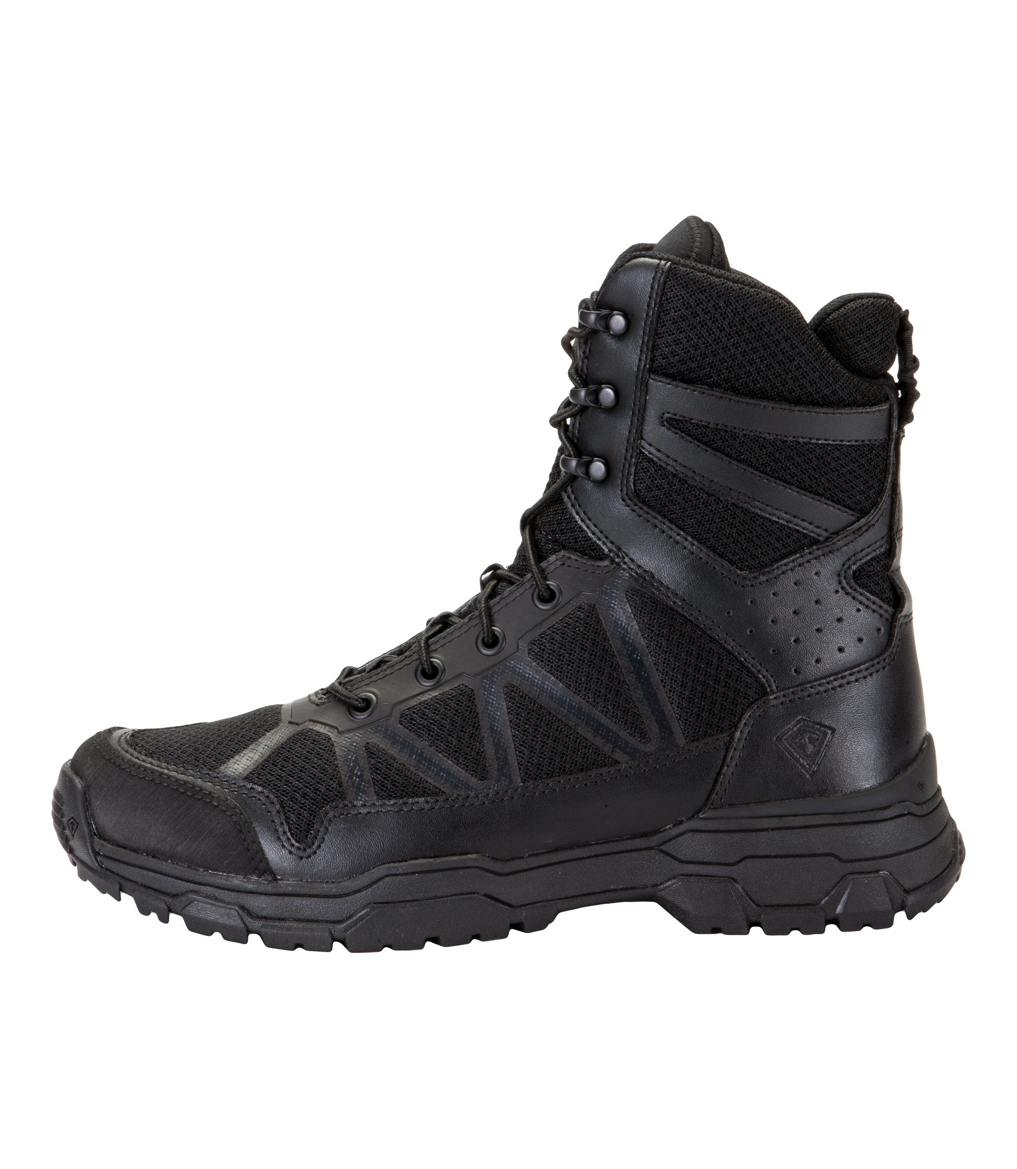 """Image of Buty first tactical m's 7"""" operator boot black 165010 - kolor black (019), rozmiar (a) 42 (u1t/165010 019 8 - 42)"""