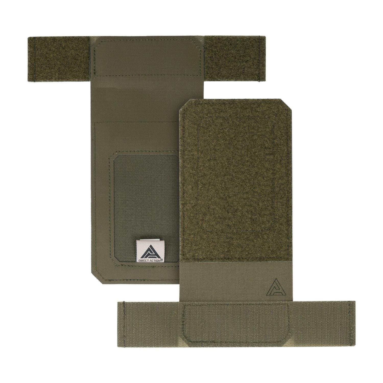 Image of Interfejs spitfire direct action side sapi mount - cordura - ranger green - one size (pc-spsm-cd5-rgr)