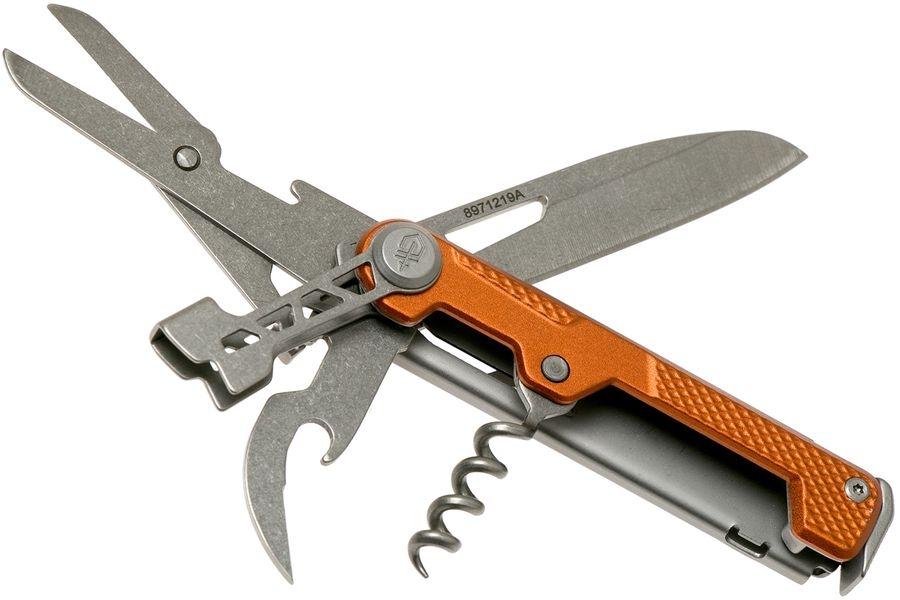 Image of Scyzoryk gerber gear armbar cork orange gb (30-001582)