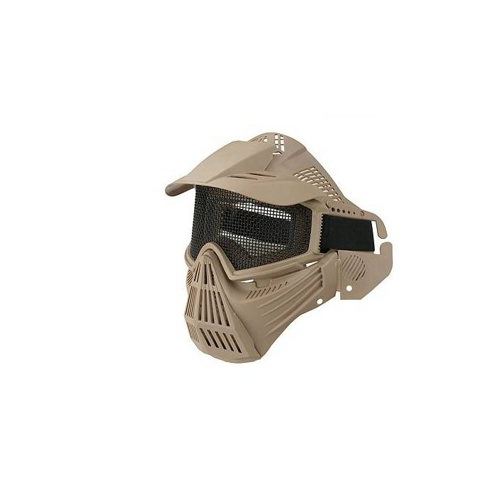 Image of Maska ultimate tactical guardian v1 - tan (utt-28-002991)