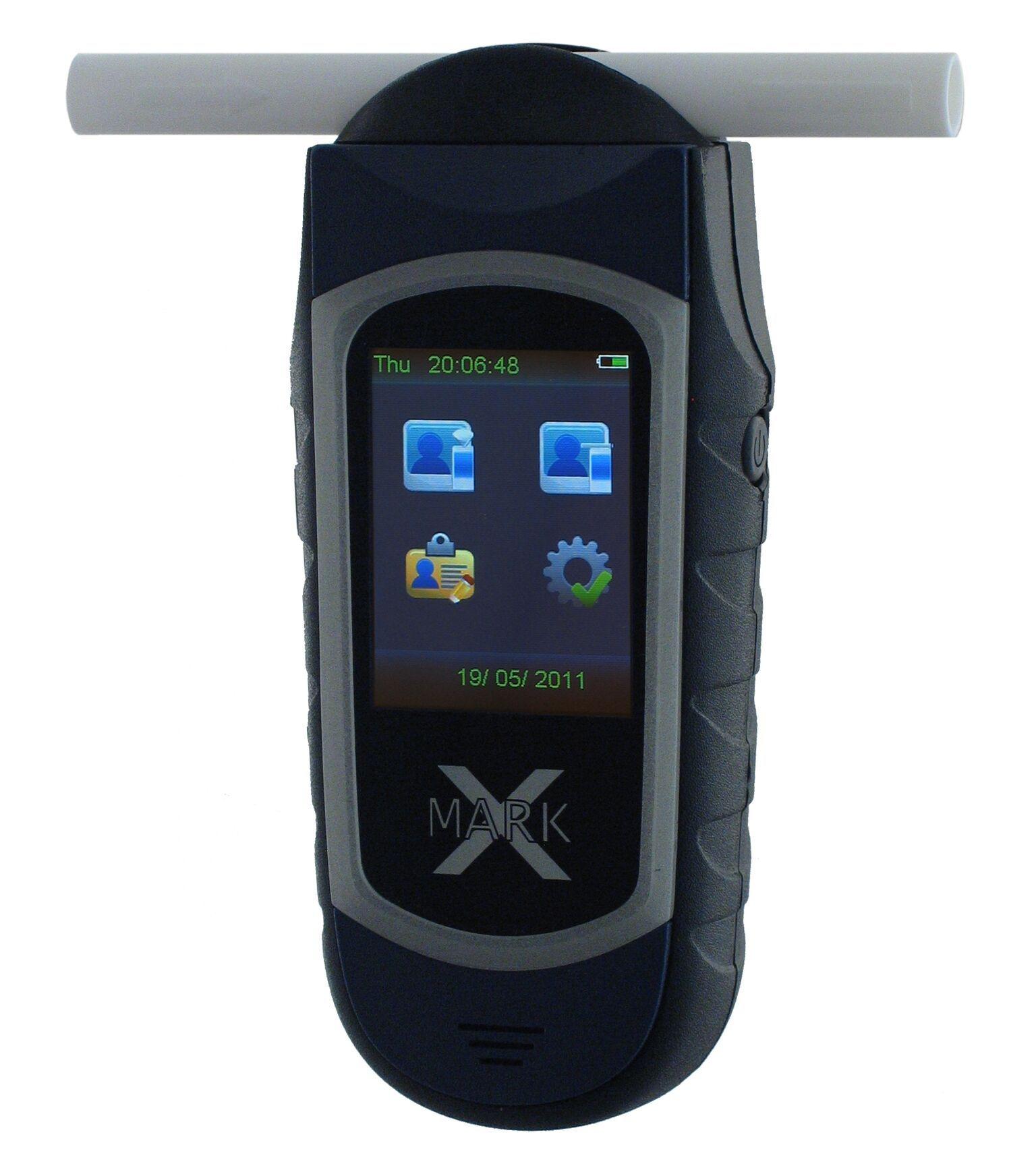 Image of Alkomat alcovisor mark xp blue