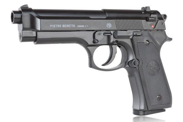 Image of Pistolet asg beretta m92 fs hme sprężynowy (2.5887)