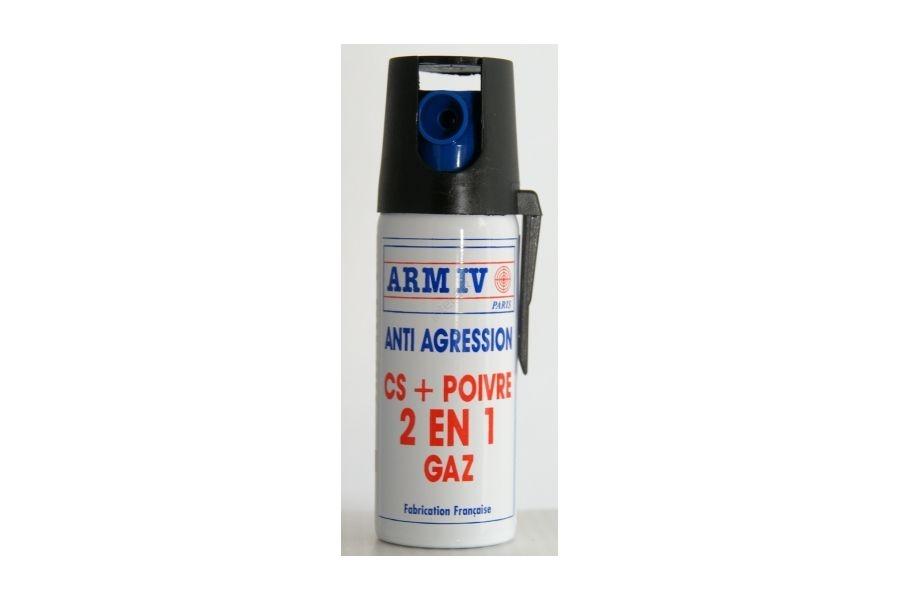 Image of Gaz pieprzowy arm iv mix oc/cs spray poj.50 ml.