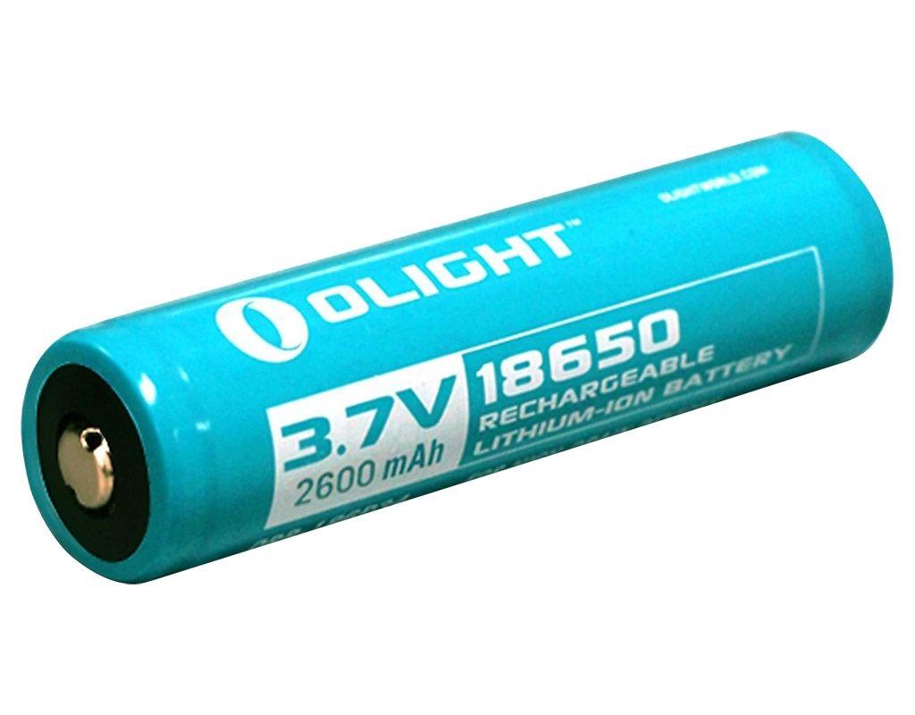 Image of Akumulator 3,7v olight 18650 2600 mah