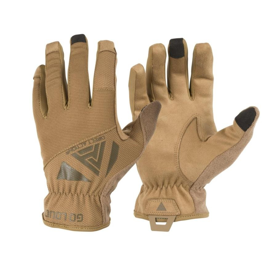 Image of Direct action light gloves - s (gl-lght-pes-cbr-b03)