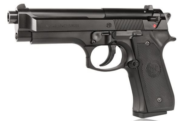 Image of Pistolet asg beretta m9 world defender sprężynowy (2.5795)