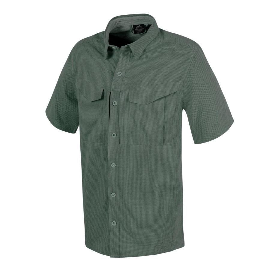 Image of Koszula defender mk2 ultralight short sleeve - sage green - xs (ko-dus-ap-87-b02)