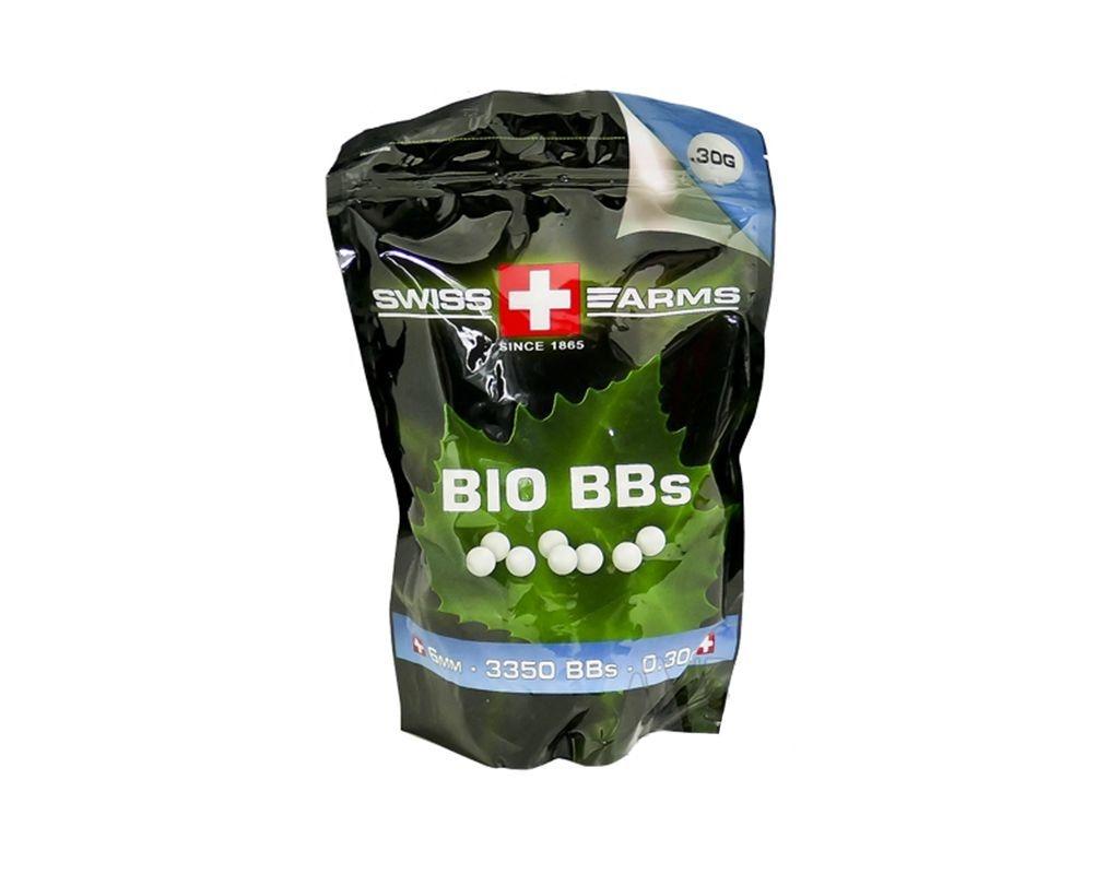 Image of Kulki asg biodegradowalne swiss arms 0,30 g 1 kg (ka-bb-07-wh) cybergun