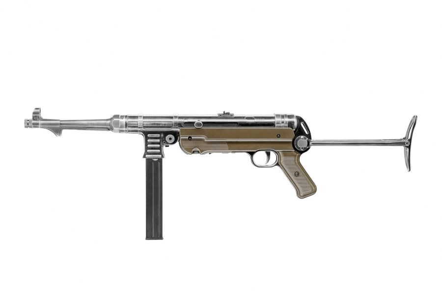 Image of Pis.pn. umarex legends mp german legacy edition full auto 4,5 mm (5.8325x)