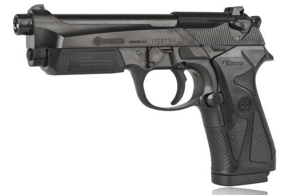 Image of Pistolet asg beretta 90two sprężynowy