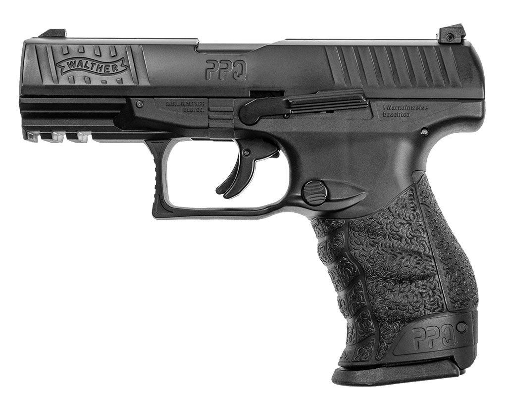 Image of Pistolet na kule gumowe i pieprzowe walther ppq m2 (2.4760)