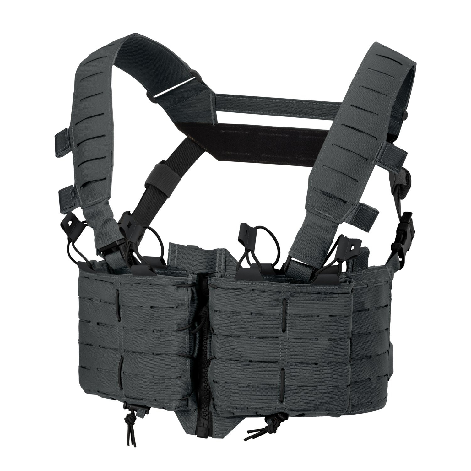 Image of Kamizelka direct action tempest chest rig - cordura - shadow grey - one size (cr-tmpt-cd5-sgr)