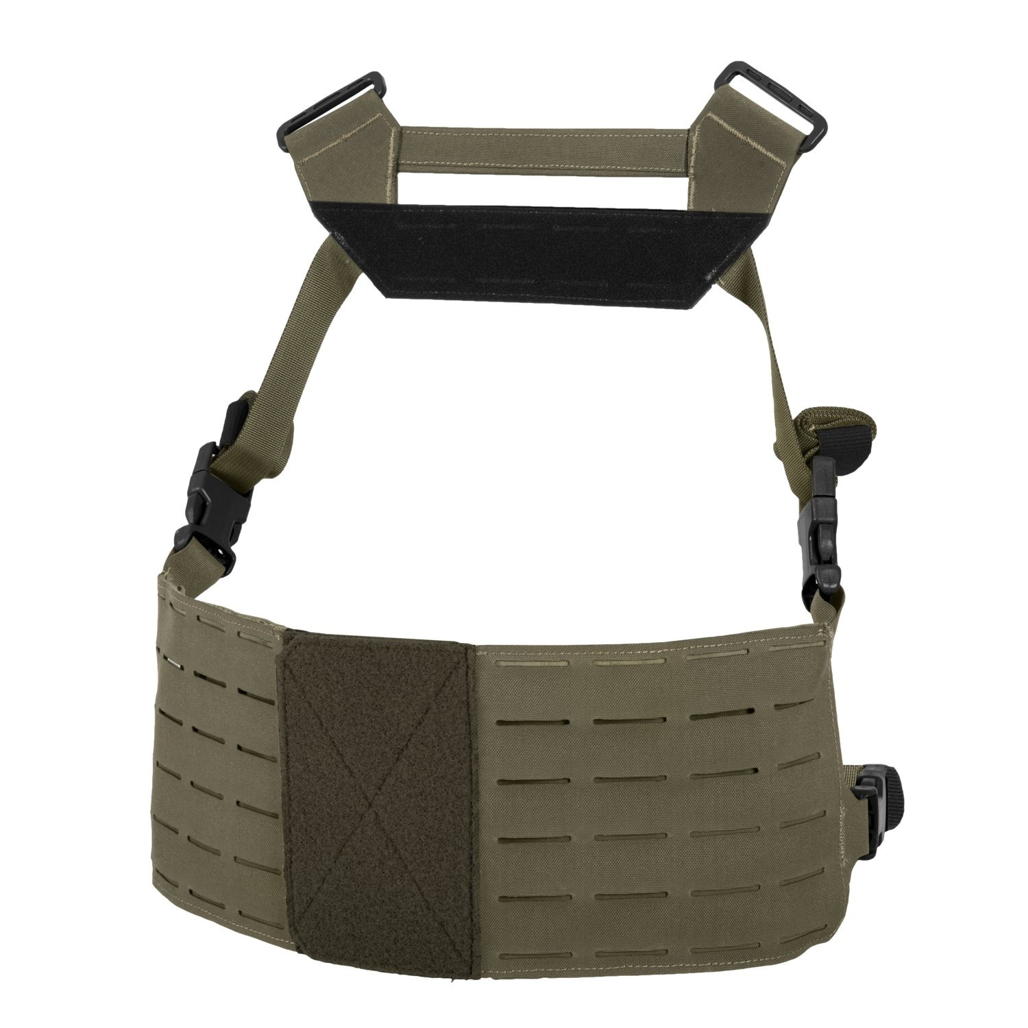 Image of Interfejs spitfire direct action mk ii chest rig - cordura - ranger green - one size (pc-spci-cd5-rgr)