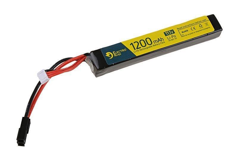 Image of Akumulator lipo 11,1v 1200mah 15/30c (elr-06-008298)