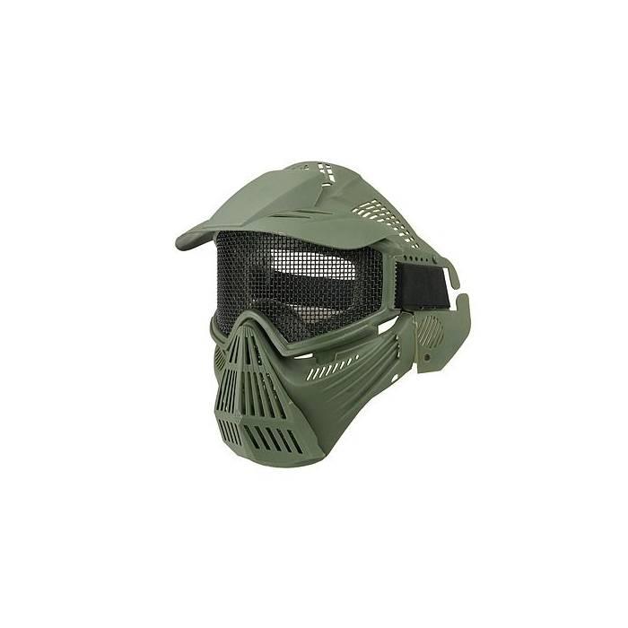 Image of Maska ultimate tactical guardian v1 - olive (utt-28-002990)