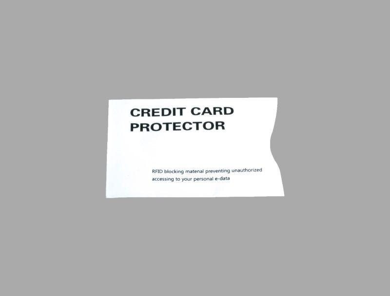Image of Etui antykradzieżowe do karty płatniczej