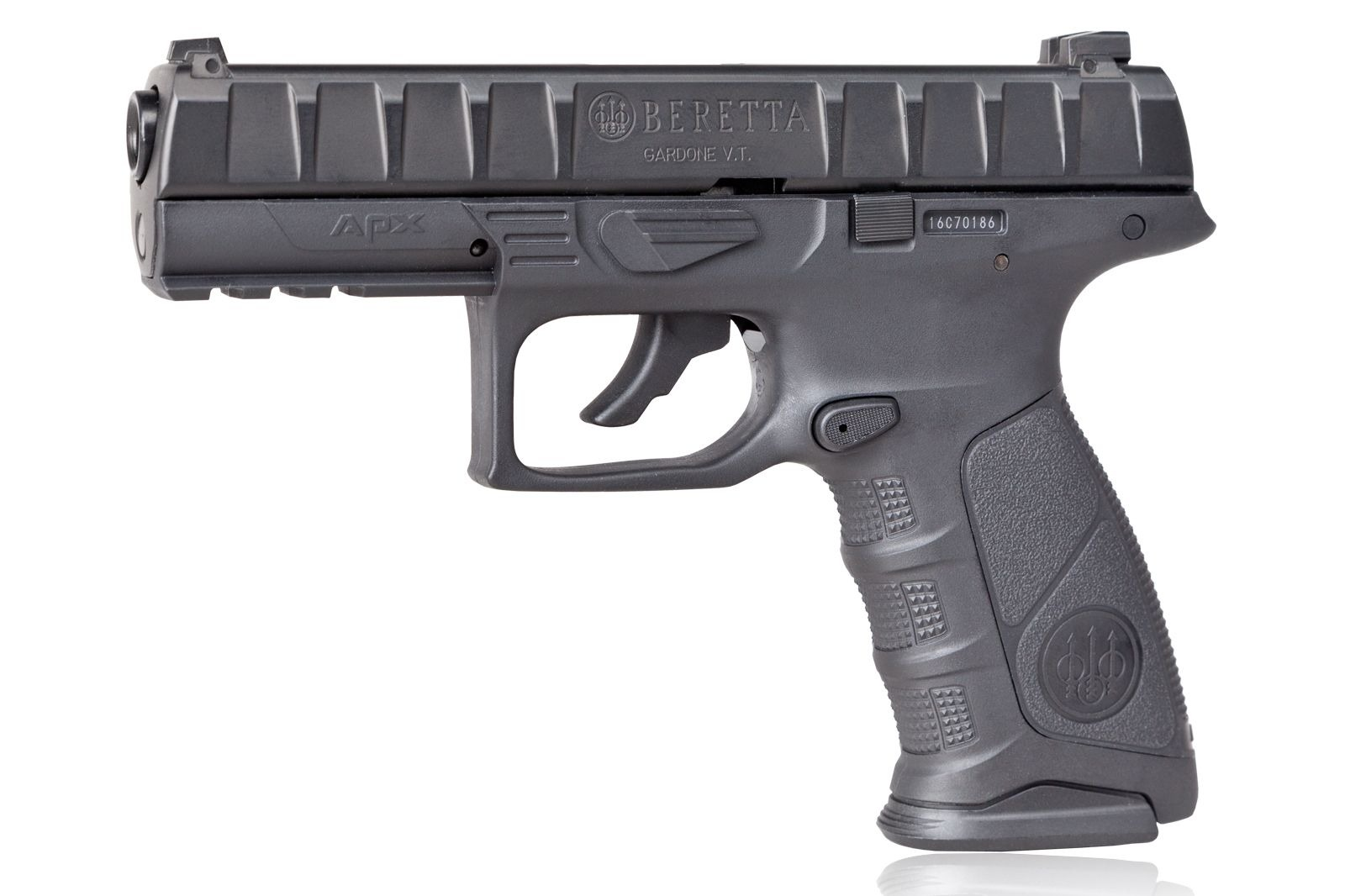 Image of Pistolet asg beretta apx gbb co2