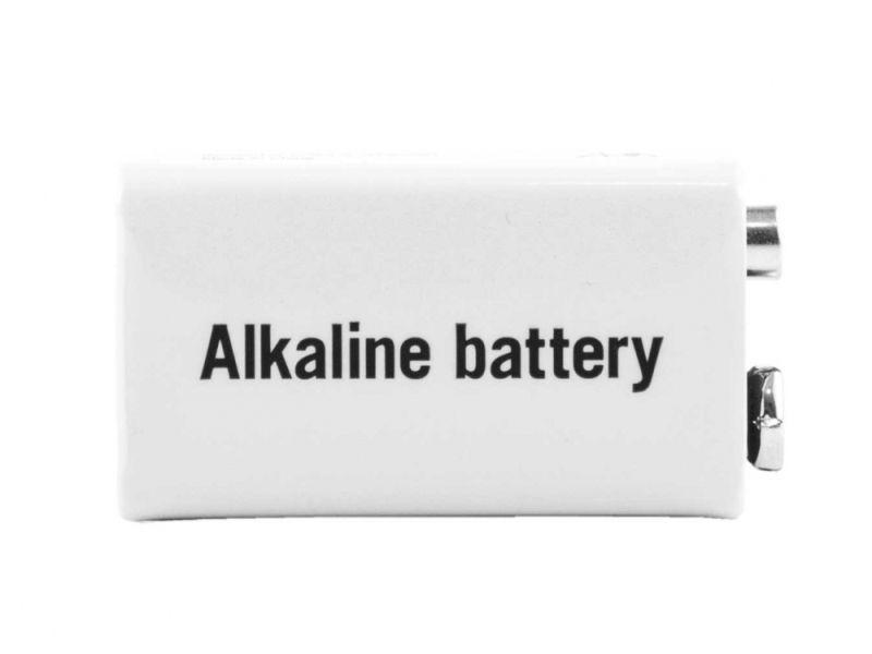 Image of Bateria alkaliczna gp ultra 9v - 1 sztuka