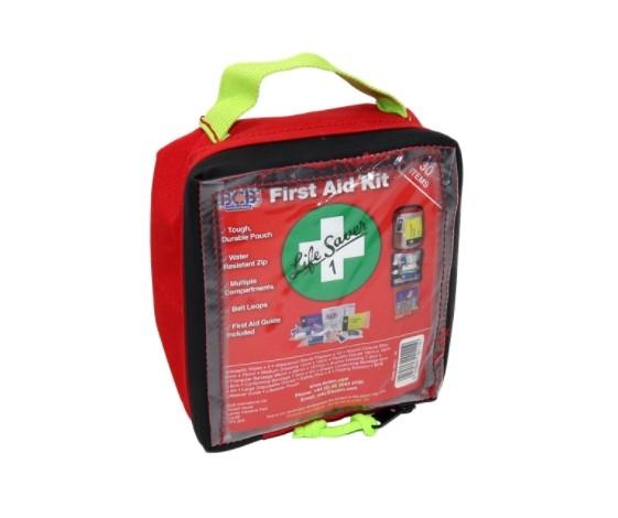 Image of Apteczka bcb lifesaver1 - zestaw 15 art. pierwszej pomocy (cs111bx)