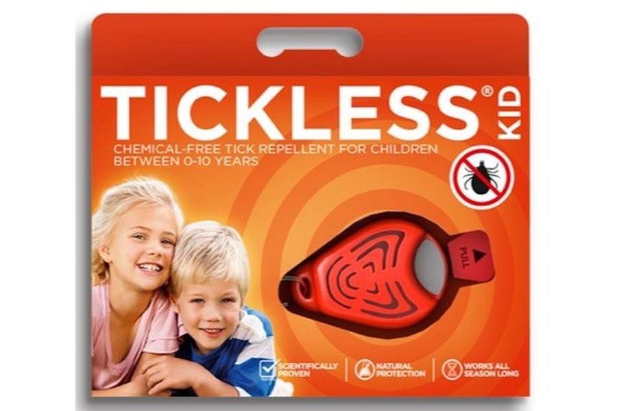Image of Odstraszacz kleszczy, ultradźwiękowy, dla dzieci tickless kid (pro-107or)