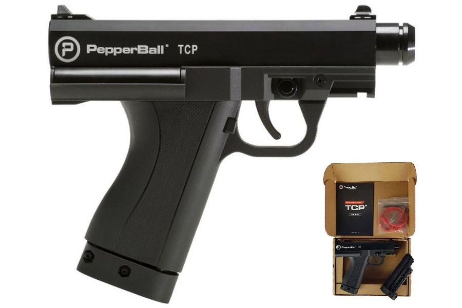 Image of Pistolet na kule gumowe i pieprzowe pepperball tcp basic kal.68