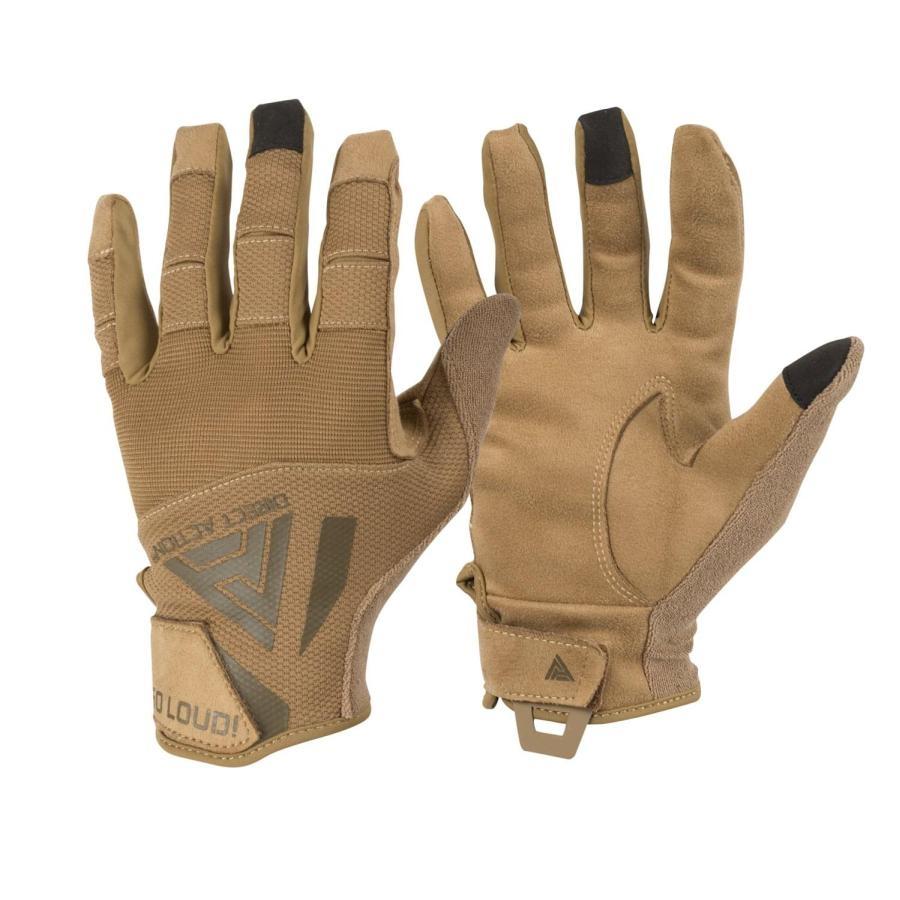 Image of Direct action hard gloves - s (gl-hard-pes-cbr-b03)