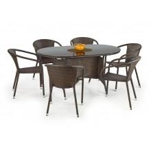 Stół ogrodowy 150x74 cm master