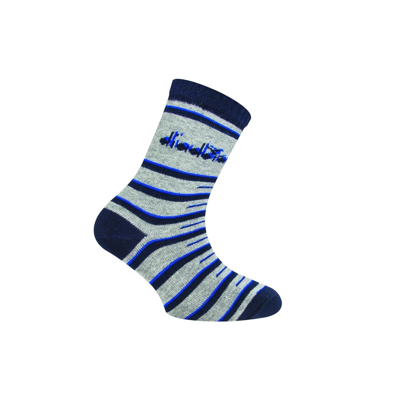 Image of Skarpetki dziecięce diadora junior boy plain normal socks warm cotton