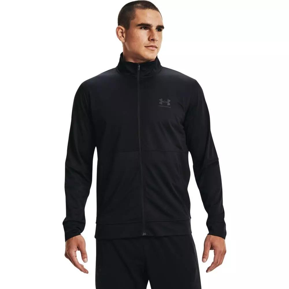 Image of Bluza męska under armour pique track jacket