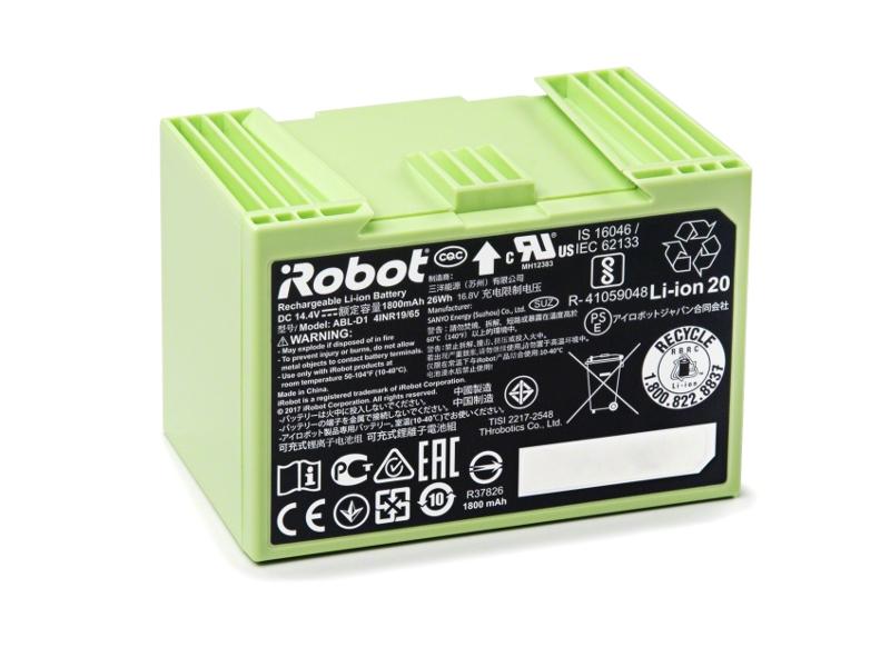 Akumulator litowo-jonowy dla roomby seria e/i