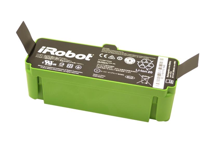 Akumulator litowo-jonowy dla roomby seria 67x/68x/69x/89x/9xx