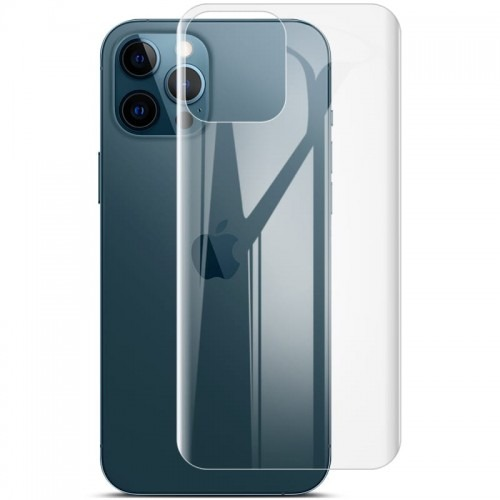 Image of Folia na tył imak hydrogel back film iphone 12 pro max