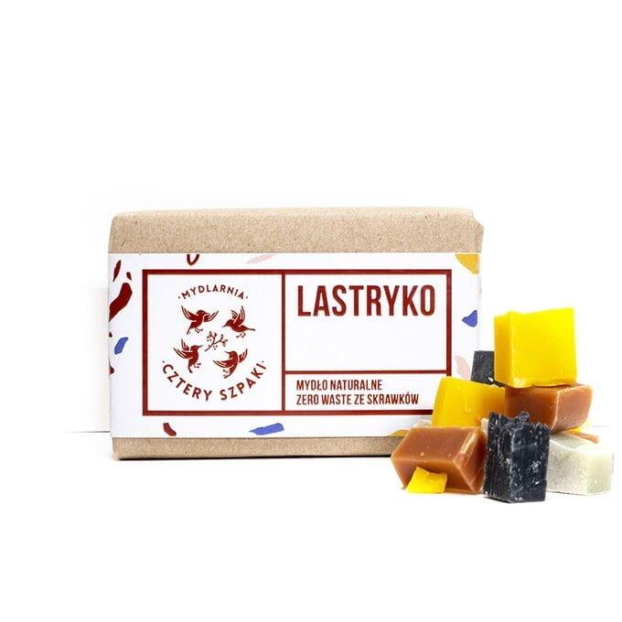 Image of 4 szpaki mydło lastryko 110g