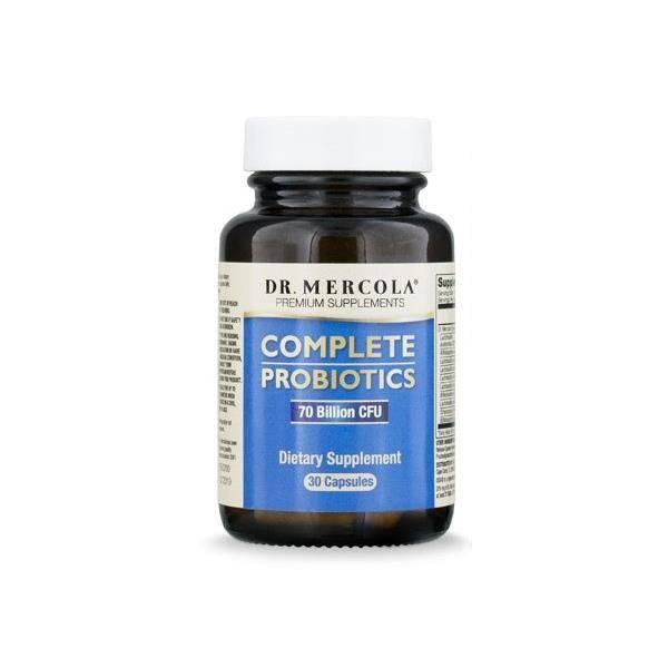 Synbiotyk complete probiotics (30 kaps.)